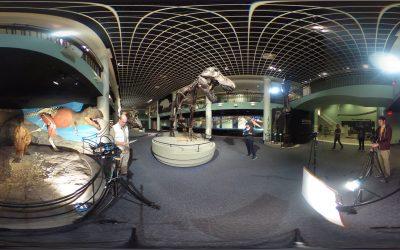 ACELab360 Episode 3 – Dinosaur 360° Production w/ Val & Ethan