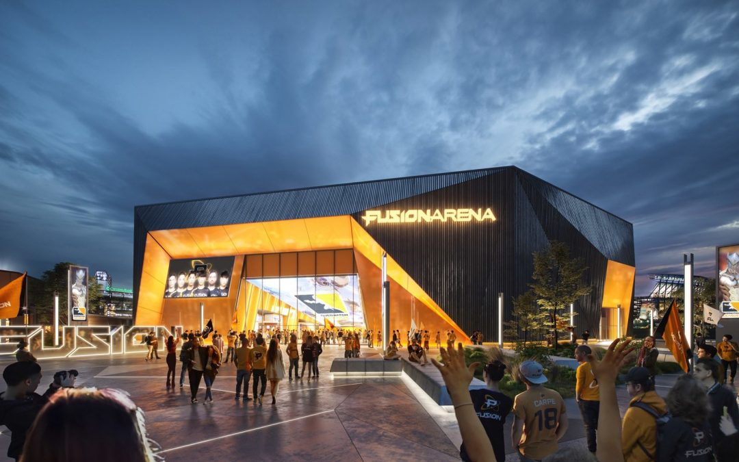 $50million Philly E-Sports Arena Planned