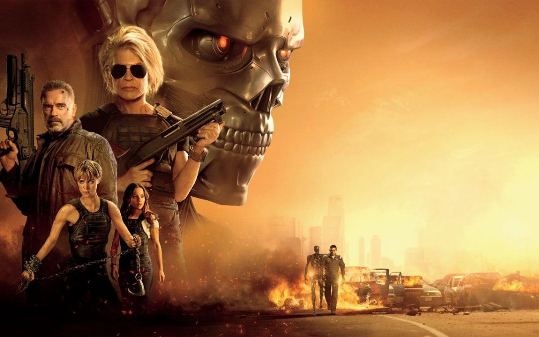 Alumni Work on Terminator Dark Fate
