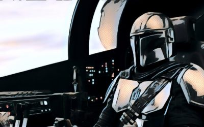 VR Use in Making The Mandalorian