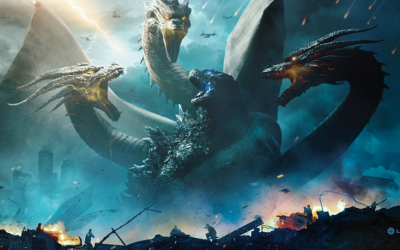 Alumni work on Godzilla: King of the Monsters