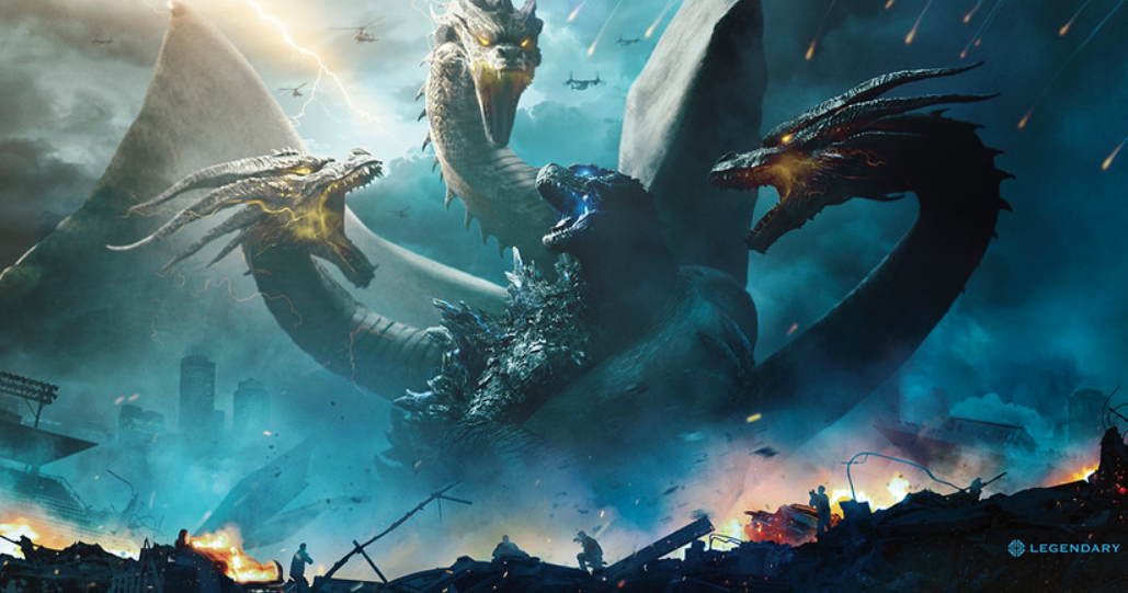 Alumni work on Godzilla: King of the Monsters