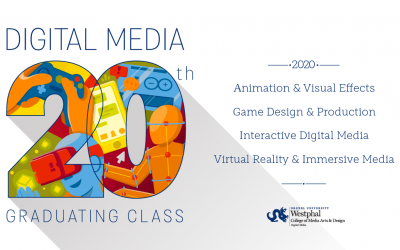 Digital Media Showcase 2020