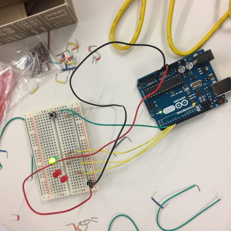 Arduino Week 01