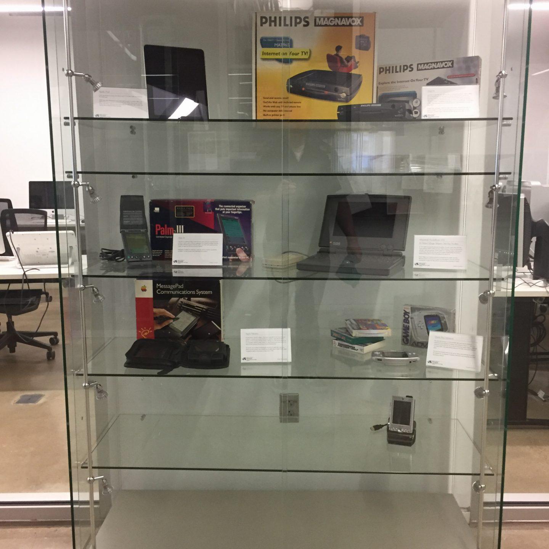 IDM Display Case