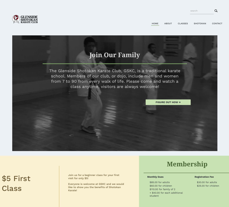 Glenside Shotokan Karate Club