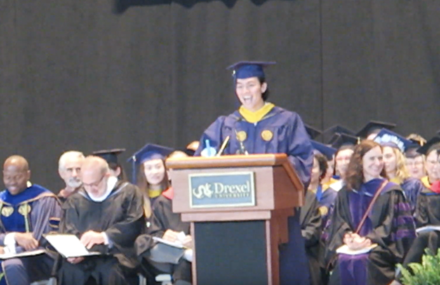 Brendan Luu: 2019 Westphal Commencement Speech