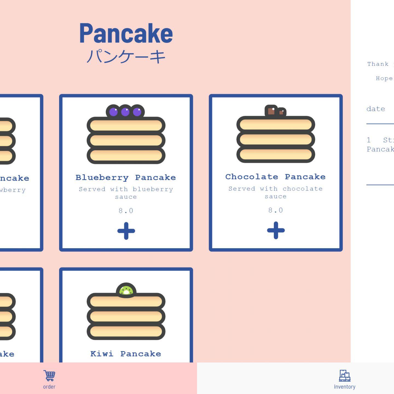 Pankeeki – パンケーキ